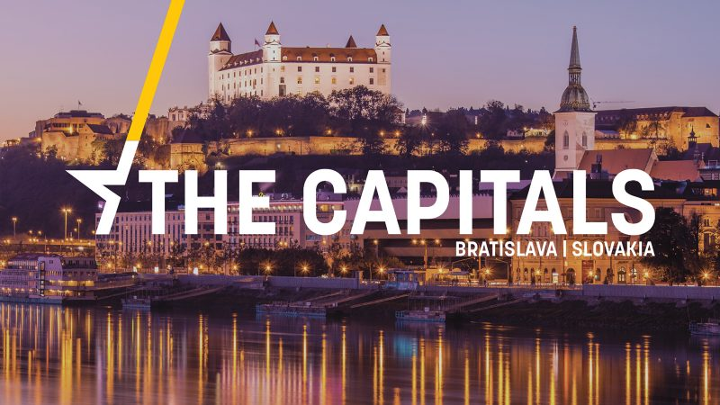 Bratysława | The Capitals
