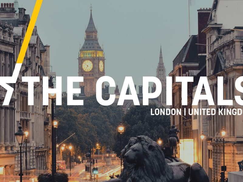 Londyn | The Capitals