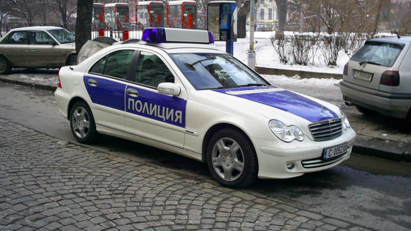 Bułgarska policja, źródło: Wikipedia, fot. Svilen Enev (Creative Commons Attribution-Share Alike 3.0 Unported license)