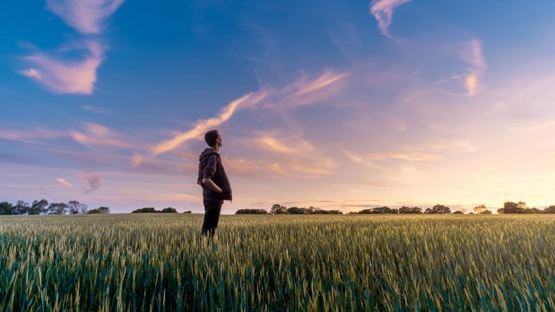 Young farmer Photo by Benjamin Davies on Unsplash