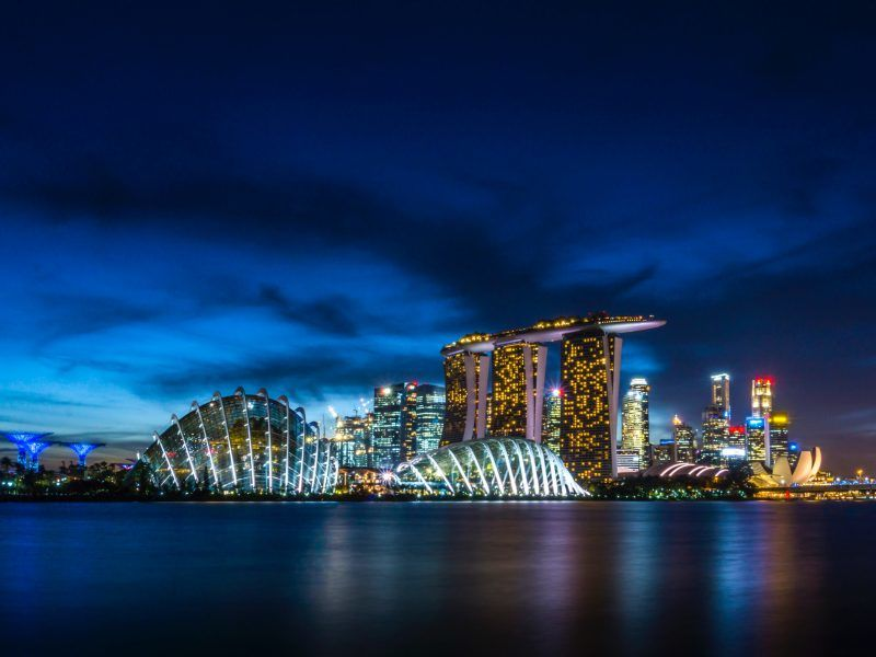 Singapore, photo by Mike Enerio on Unsplash