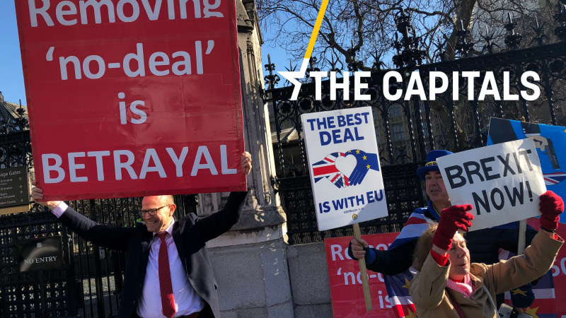 Brexit | The Capitals