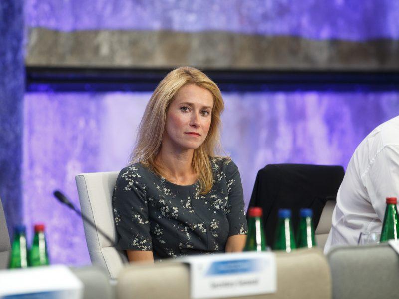 Kaja Kallas, źródło: Flickr/ EU2017EE Estonian Presidency, fot. Raul Mee (EU2017EE)