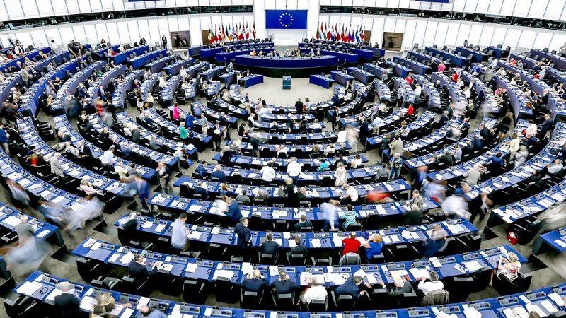 Posiedzenie plenarne PE w Strasburgu, źródło PE