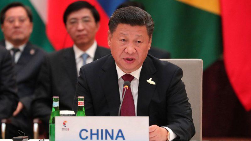 Prezydent Chin Xi Jinping, źródło: en.kremlin.ru