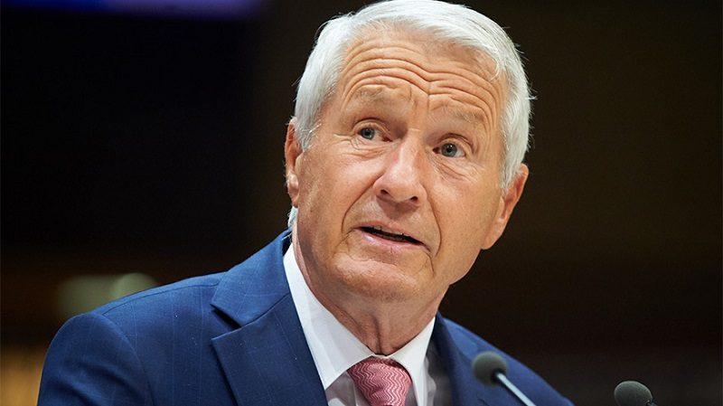 Sekretarz Generalny Rady Europy Thorbjørn Jagland, źródło RE www.coe.int