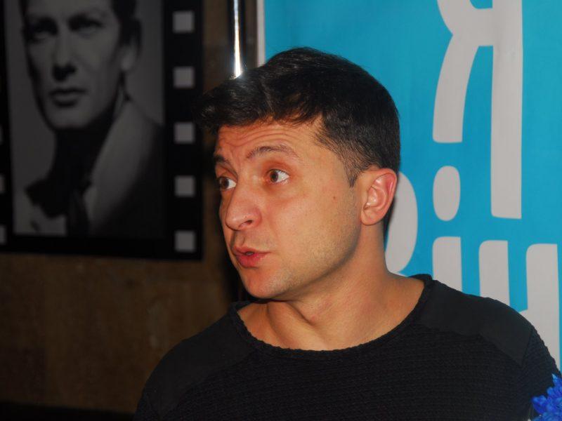 Wołodymyr Zełenski, źródło: Wikipedia, fot. Максим Стоялов (CC BY 4.0)