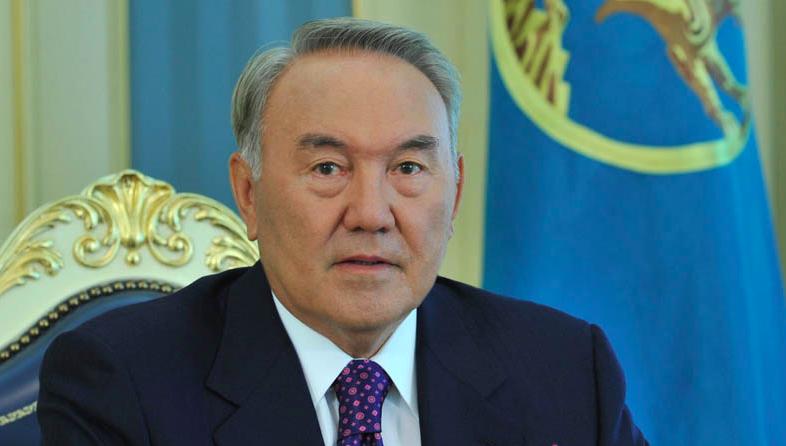 Nursułtan Nazarbajew, źródło: Wikipedia, fot. Margulan Zholaman (reative Commons Uznanie autorstwa – Na tych samych warunkach 4.0 Międzynarodowe)