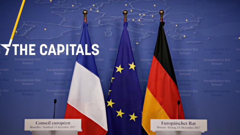 Francja, Niemcy | The Capitals