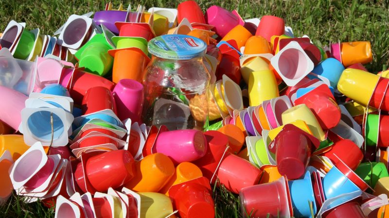 Plastics, fot. Pixabay