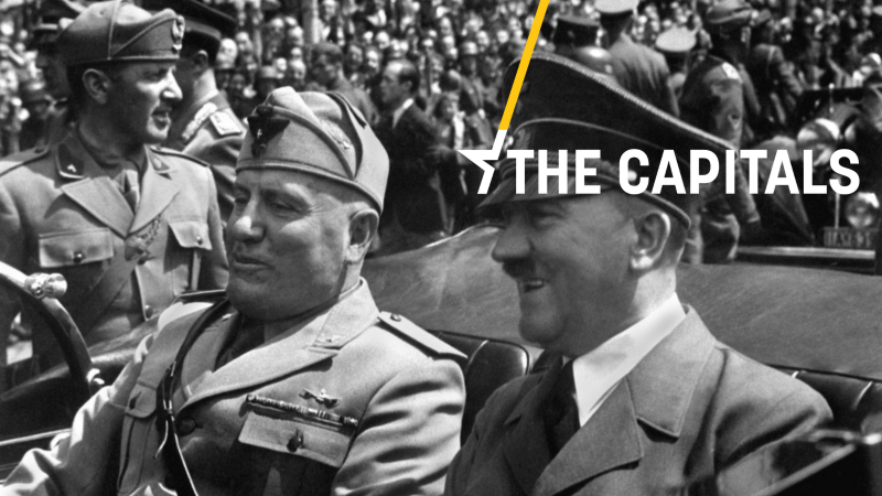 Benito Mussolini | The Capitals
