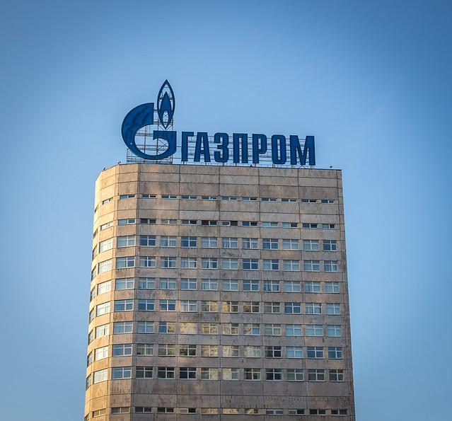 Gazprom, fot. Thawt Hawthje