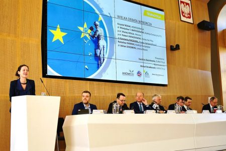 Jakiej Europy chcą polscy politycy? – odpowiadają Radosław Sikorski, Konstanty Radziwiłł, Adrian Zandberg, Robert Gwiazdowski, Maciej Gdula, Władysław T. Bartoszewski, Krzysztof Bosak