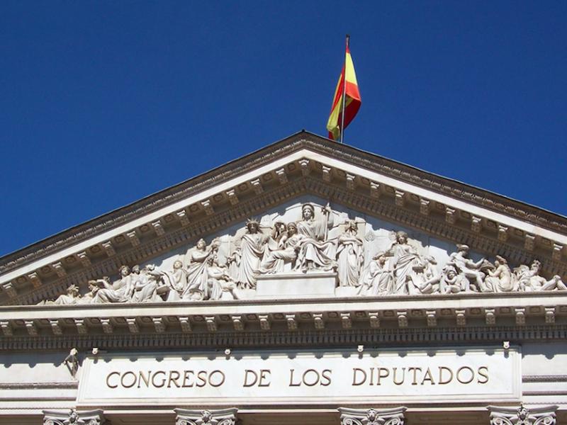 Sziedziba Kongresu Deputowanych, źródło: PxHere (CC0 Public Domain)