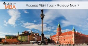 Access MBA Tour @ Plac Zawiszy 1