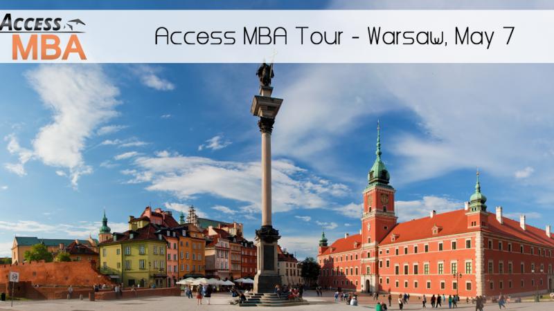 Warsaw MBA Tour | 7 maja 2019