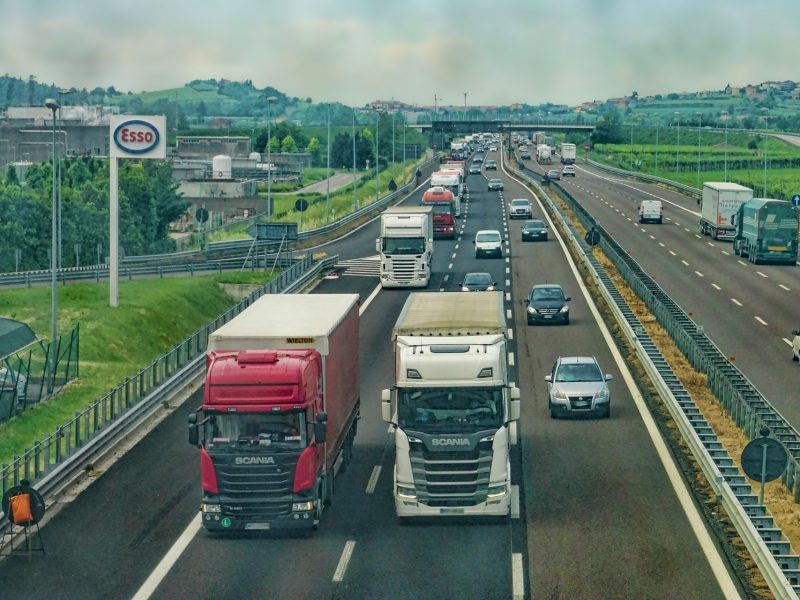 Autostrada, fot. Pixabay