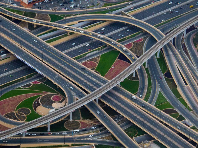 Autostrady, fot.: Nick Fewings/Unsplash