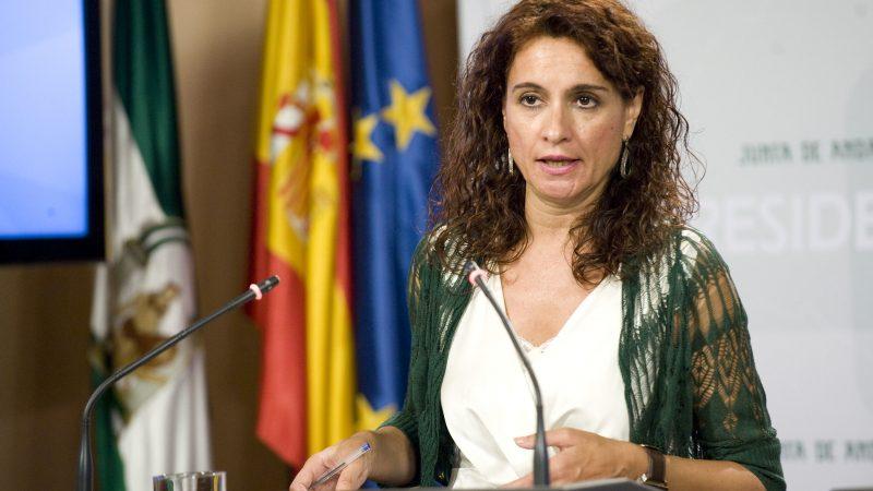 Minister finansów Hiszpanii María Jesús Montero, źródło: Flickr/Junta de Andalucía (CC BY-SA 2.0)
