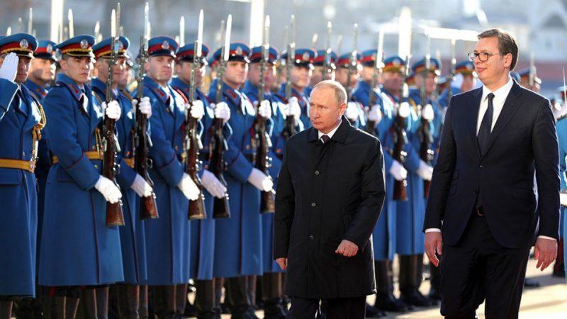 Ostania wizyta Putina w Belgradzie (źródło: Wikipedia, kremlin.ru)