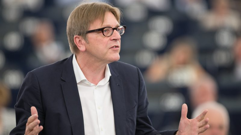 Guy Verhofstadt, © European Union 2015 - European Parliament