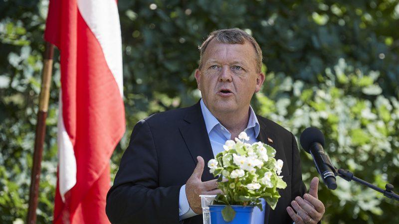 Premier Danii Lars Løkke Rasmussen, źródło: Flickr/Venstre, fot. Henrik Bjerregrav