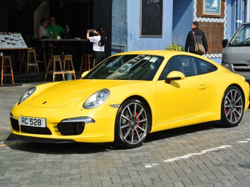 Porsche, fot. Mihimaru [Flickr]