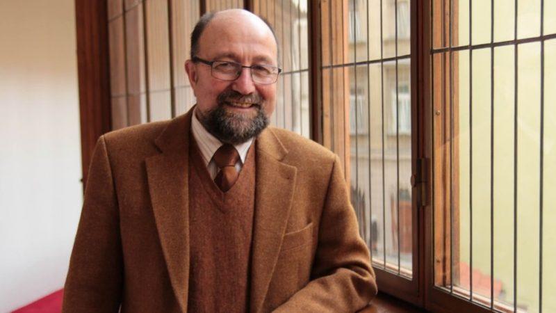 Prof. Harald Muller, fot. Peace Research Center Prague