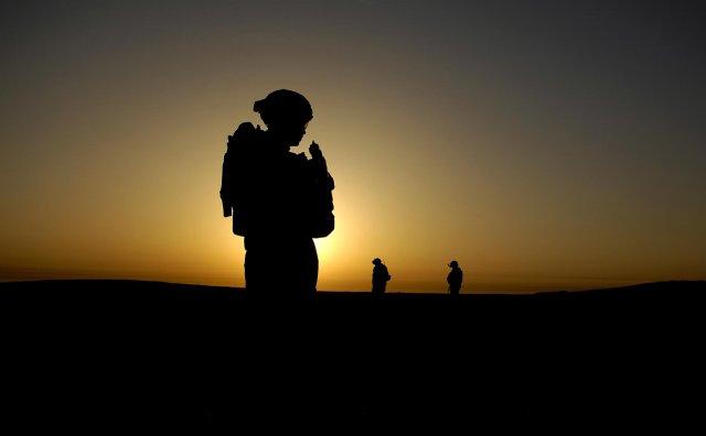 Operacja przeciw Państwu Islamskiemu w Iraku, źródło: U.S. Army