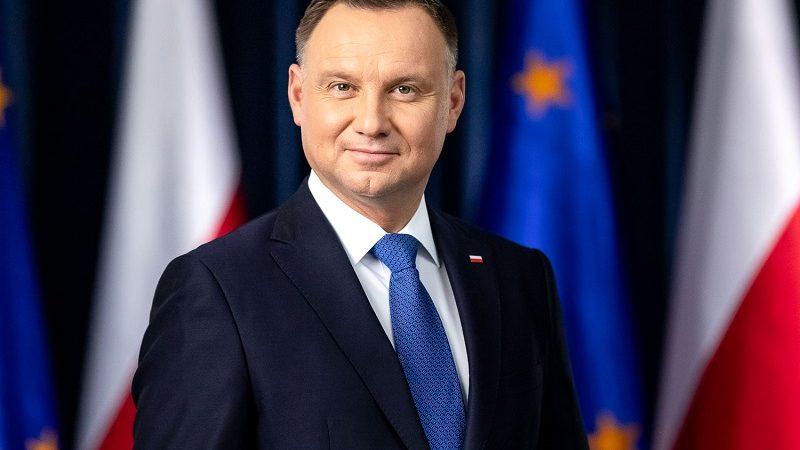 Prezydent Andrzej Duda, orędzie przed wyborami do PE`19, źródło KPRP Jakub Szymczuk