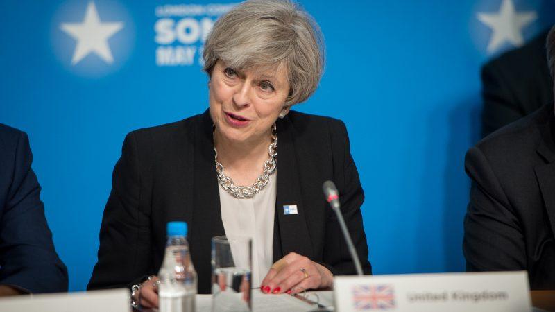 Premier Wielkiej Brytanii Theresa May, źródło: US Department of Defense, fot. U.S. Staff Sgt. Jette Carr (CC BY 2.0)