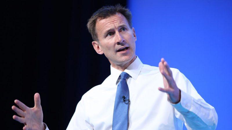 Minister spraw zagranicznych Wielkiej Brytanii Jeremy Hunt, źródło: Flickr/NHS Confederation (CC BY 2.0)