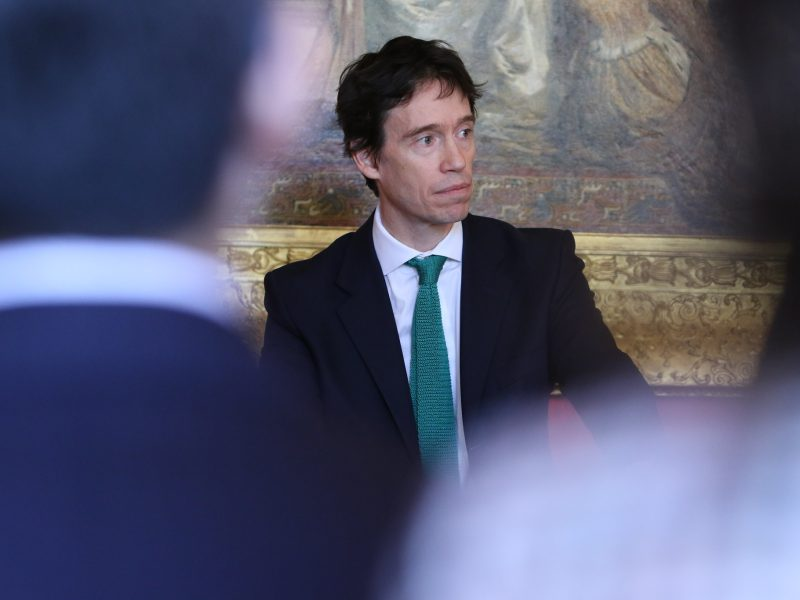 Rory Stewart, źródło: Flickr/Foreign and Commonwealth Office (CC BY 2.0)
