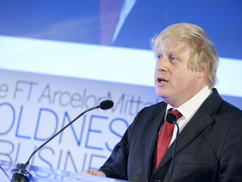 Boris Johnson, źródło: Flickr/Financial Times (CC BY 2.0)