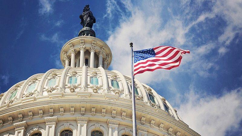 Kongres USA (budynek), źródło facebook ambasady ukraińskiej w USA