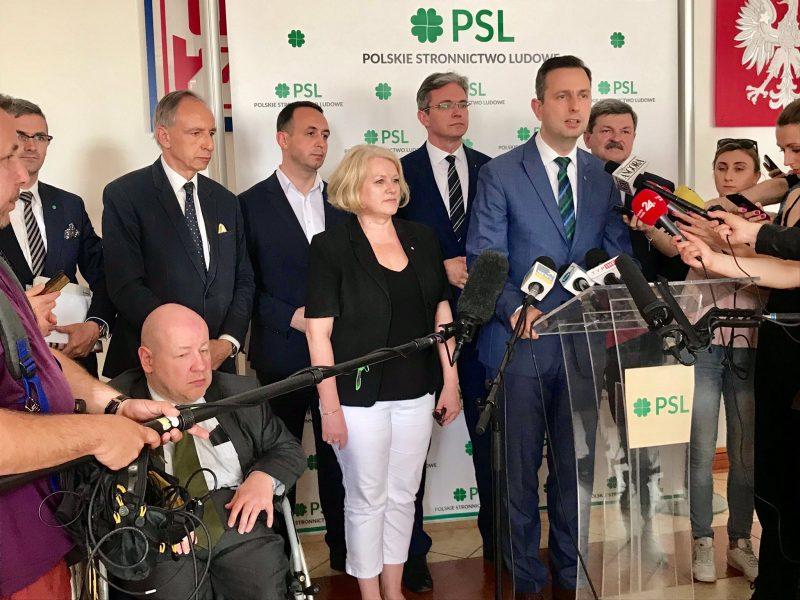 Władysław Kosiniak Kamysz, fot. nowePSL [Twitter]