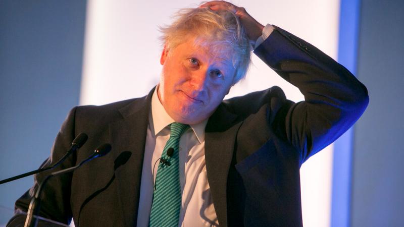 Boris Johnson, źródło: Flickr/Chatham House (CC BY 2.0)
