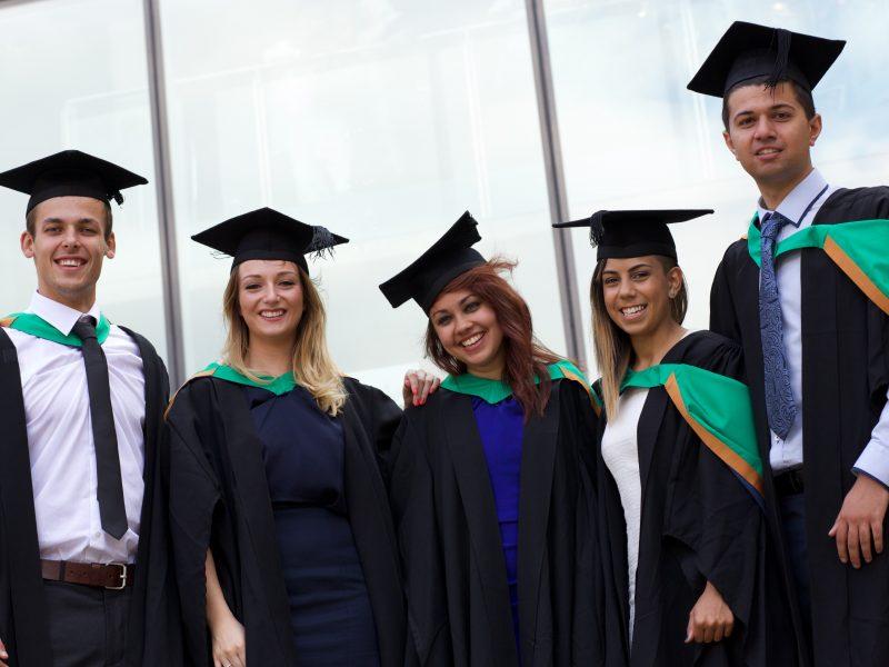 Studenci, źródło: Flickr, fot. Nottingham Trent University
