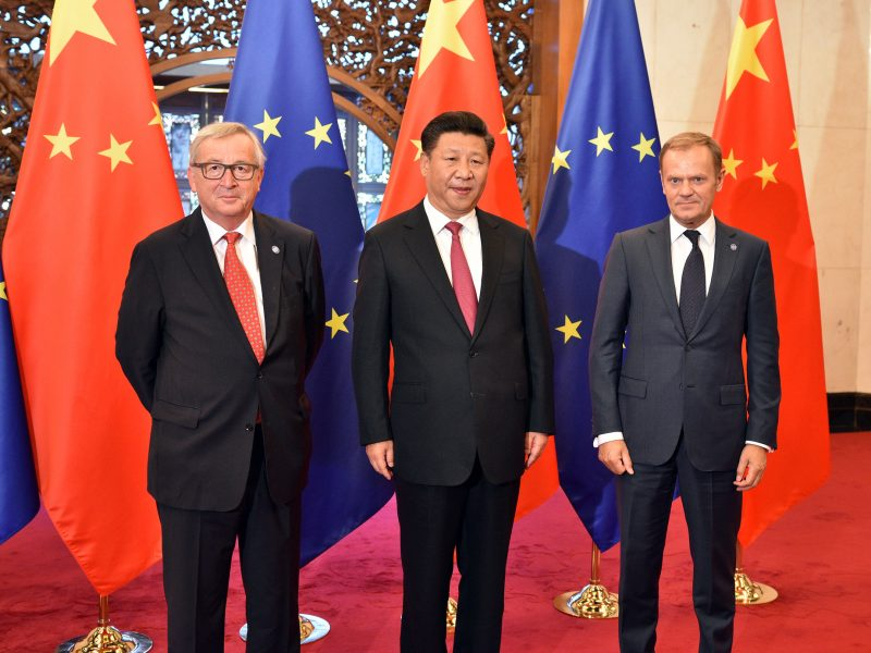 EU-China Summit European https://www.flickr.com/External Action Service