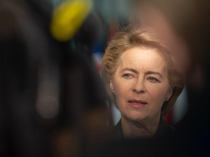 Ursula von der Leyen, fot. NATO [Flickr]