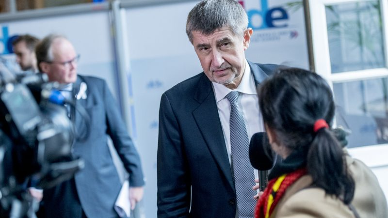 Andrej Babiš fot. ALDE Party źródło https://www.flickr.com/