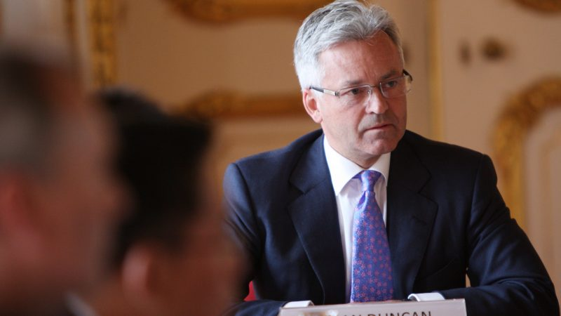 Alan Duncan, fot.Foreign Office [Flickr]