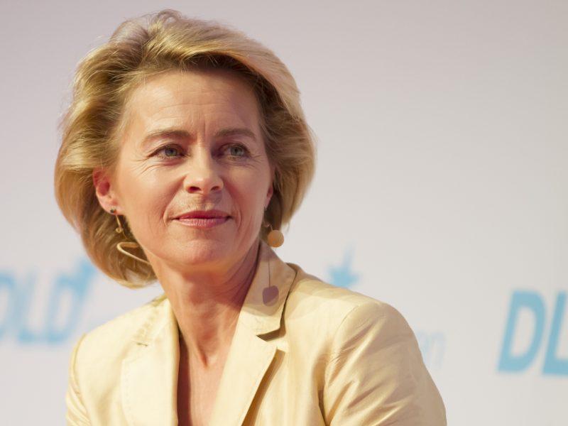 Ursula von der Leyen | Komisja Europejska