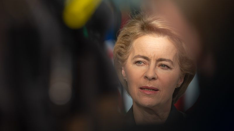 Ursula von der Leyen, źródło: Flickr, fot. NATO North Atlantic Treaty Organization