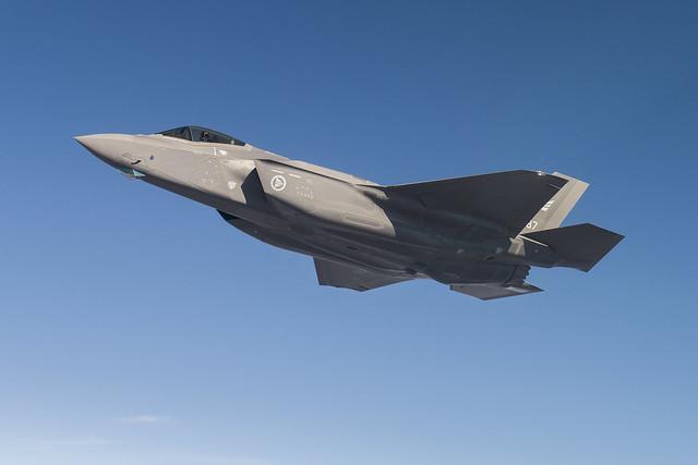 F-35, źródło: Flickr, fot. Ministerstwo Obrony Norwegii