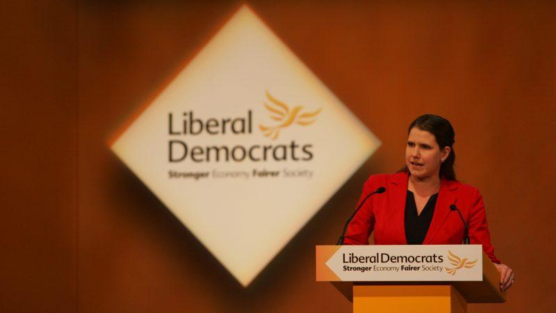 Jo Swinson, źródło: Flickr, fot. Liberal Democrats