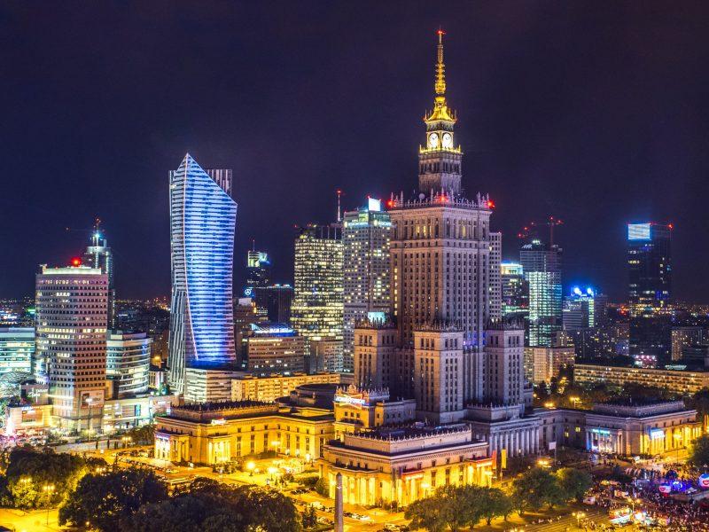 Warszawa, fot. Kamil Gliwiński [Unsplash]