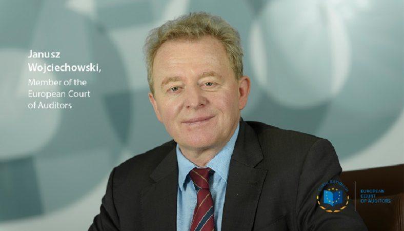 Janusz Wojciechowski kandydat na polskiego komisarza w nowej KE, źródło twitter @jwojc za ETO