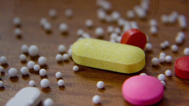 Leki, źródło: Flickr, fot. DraconianRain