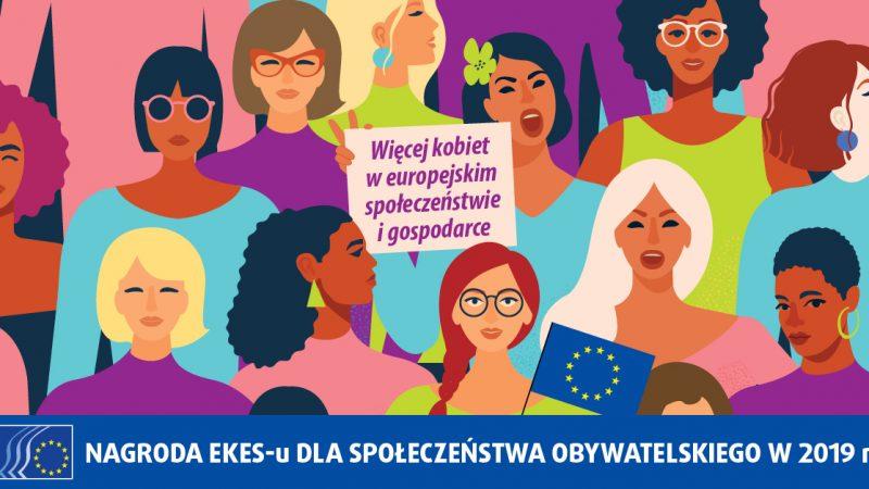Nagroda EKES dla społeczeństwa obywatelskiego